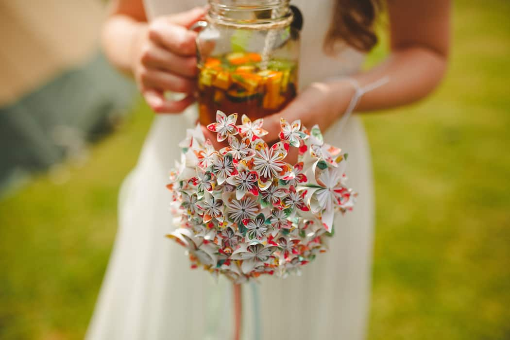 Welcome Drink - Tom and Ellie's Sami Tipi Wedding at Shingford Manor Derbyshire captured by Camera Hannah