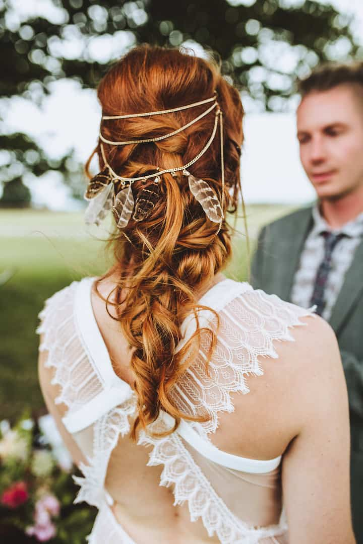 Relaxed wedding hair - Sami Tipi Your Event Your Way