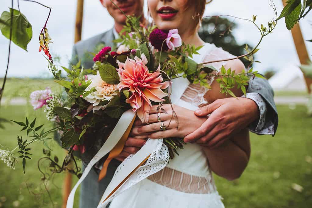 Naked Tipi - Sami Tipi Wedding