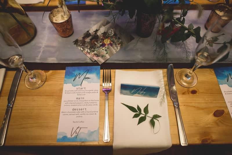 Table Setting | Sami Tipi | Hall Hall Photography