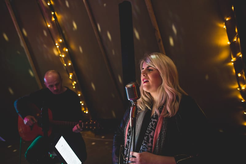 Rebecca Diamond Live Music | Sami Tipi | Hall Hall Photography