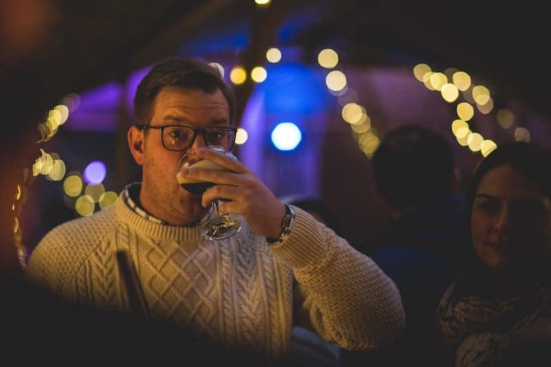 Thomas The Caterer Tasting Event | Sami Tipi | Hall Hall Photography