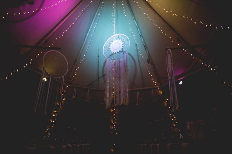 Giant Dream Catchers| Sami Tipi | Hall Hall Photography