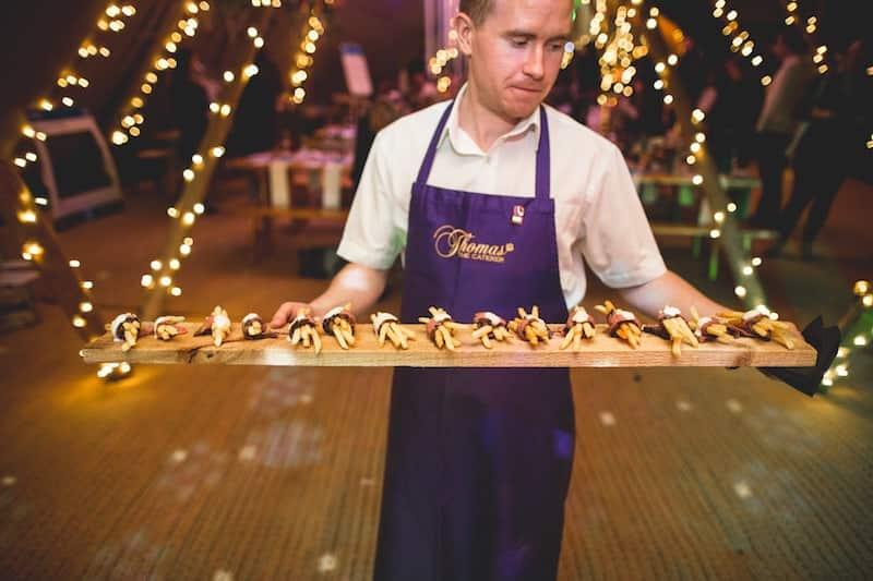 Thomas The Caterer Food Tasting Event | Sami Tipi | Hall Hall Photography