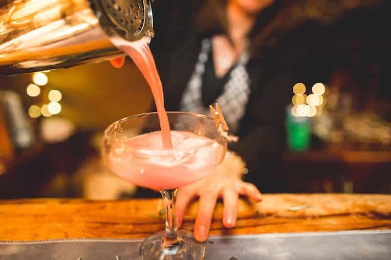 Mambo Mobile Bar Cocktail | Sami Tipi | Hall Hall Photography