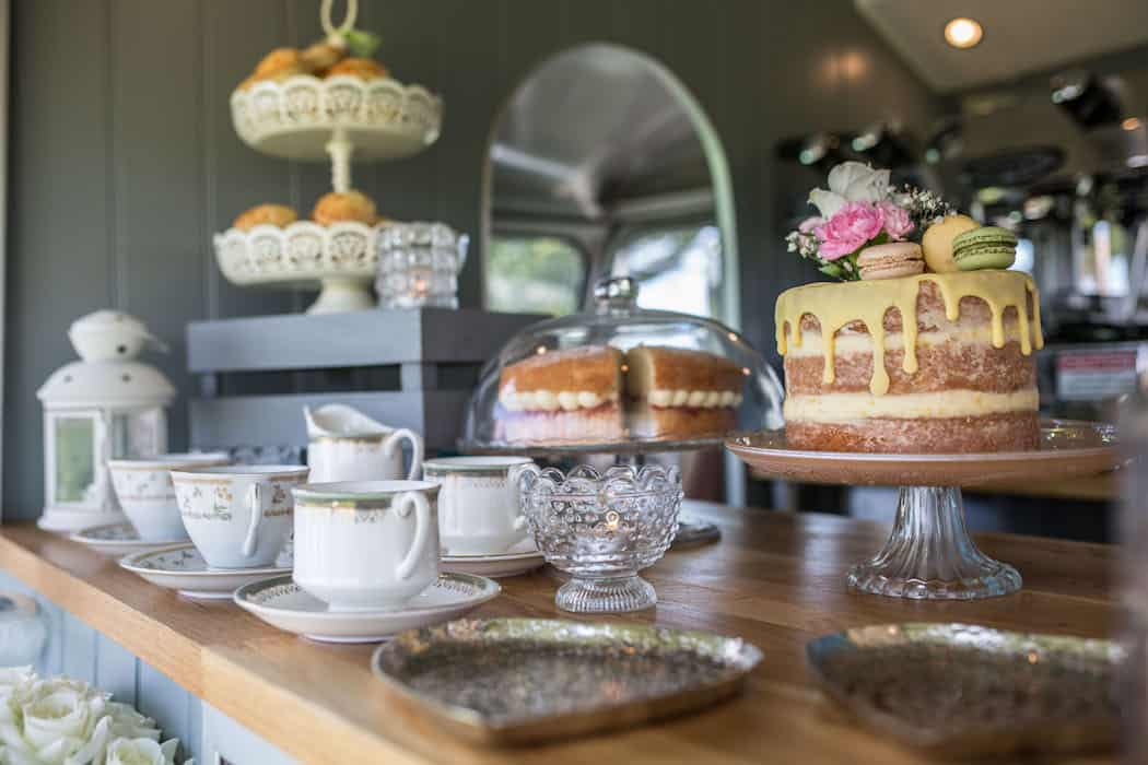 The Manor House Bakery | Compliment Your Outdoor Wedding | Image by Sarita White Photography