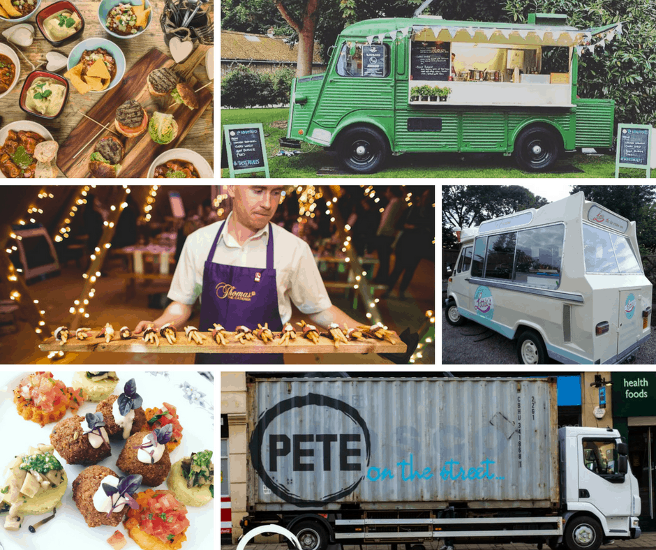 Feeding Your Guests Spring showcase 2017 - Suppliers to be inspired by