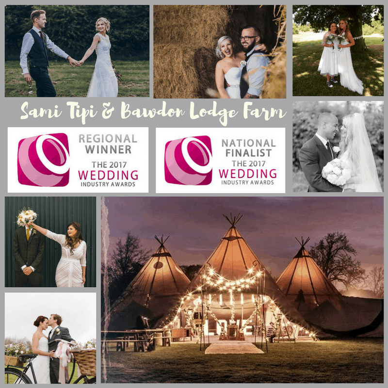 The VIP Experience by Sami Tipi and Bawdon Lodge Farm | Captured by Christopher Terry