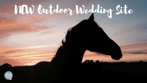 Barford Top NEW Outdoor Wedding Venue