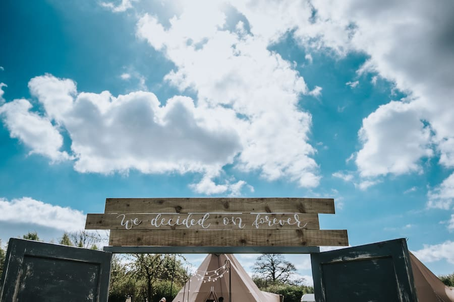 """We Decided on Forever"" 