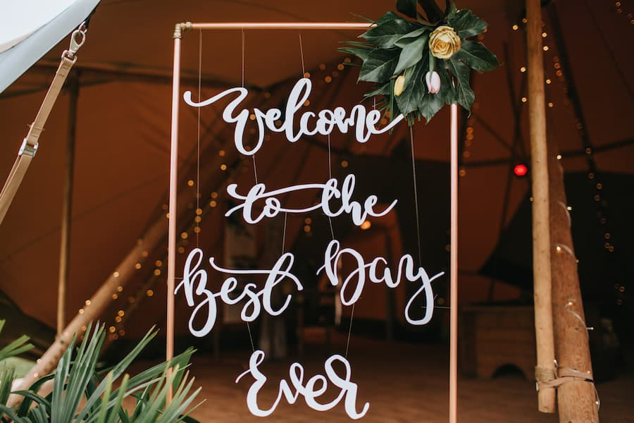 """Welcome to the best day ever""