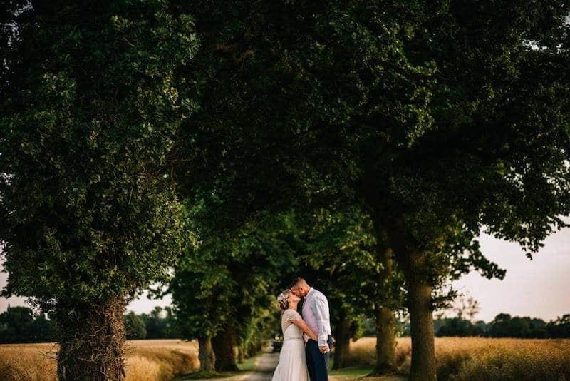 Sami Tipi Weddings at Sywell Grange