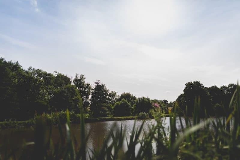 Lakeside Meadow At Ednaston Sami Tipi