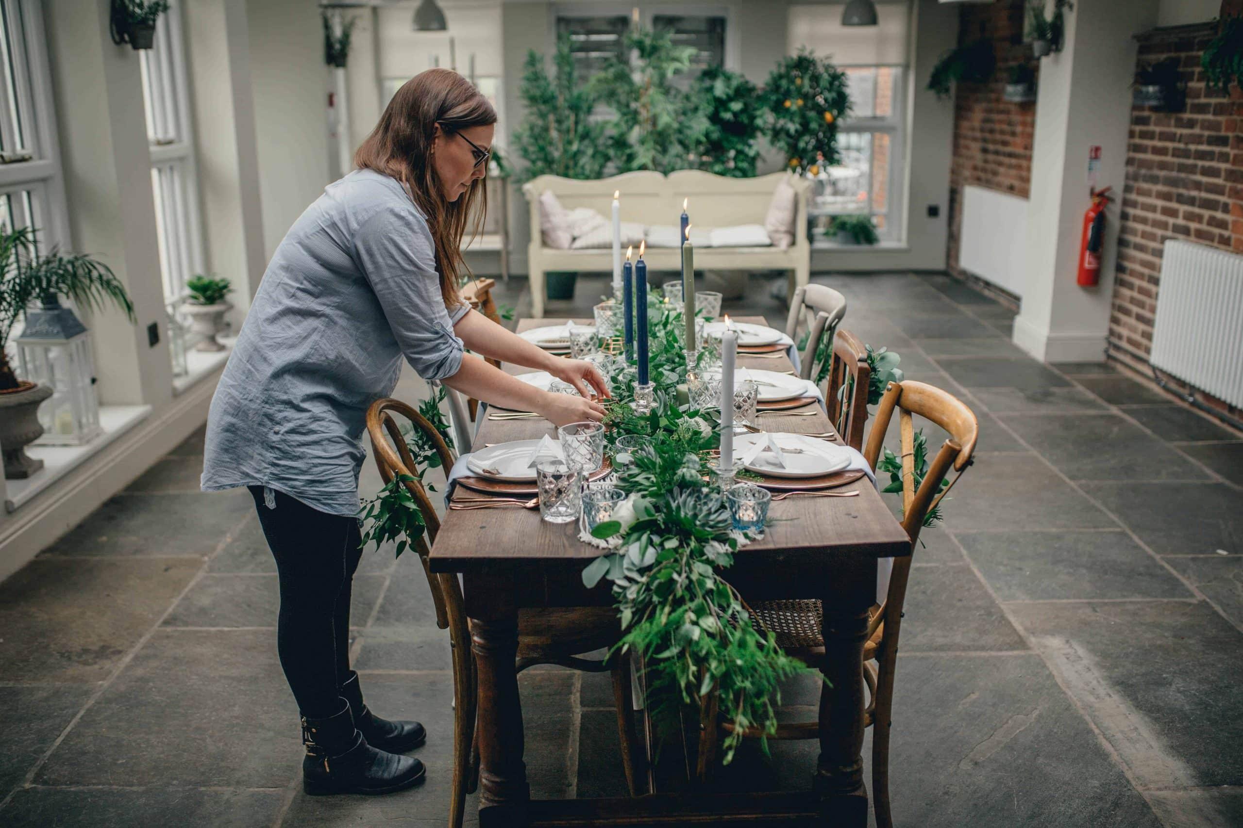 The Rustic Wedding Company | Magda K Photography | Sami Tipi Autumn Open Weekend 2017