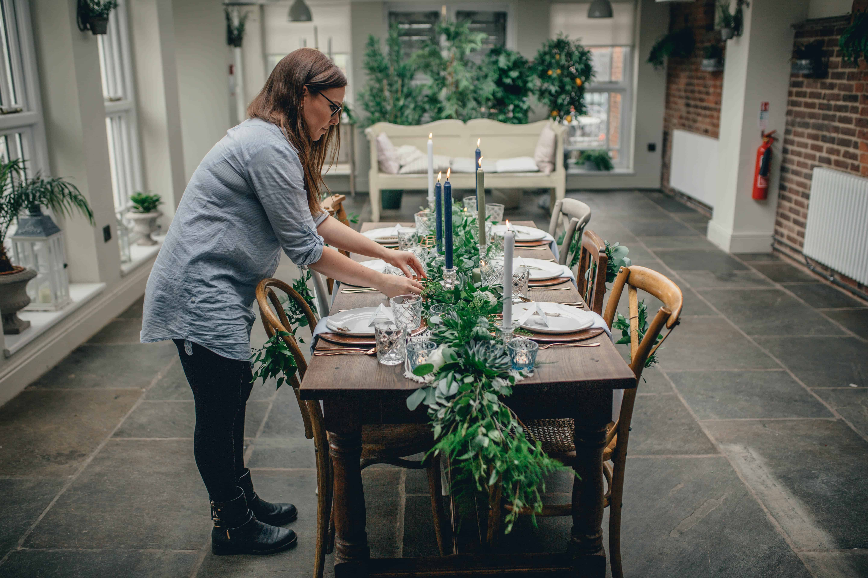 The Rustic Wedding Company   Magda K Photography   Sami Tipi Autumn Open Weekend 2017