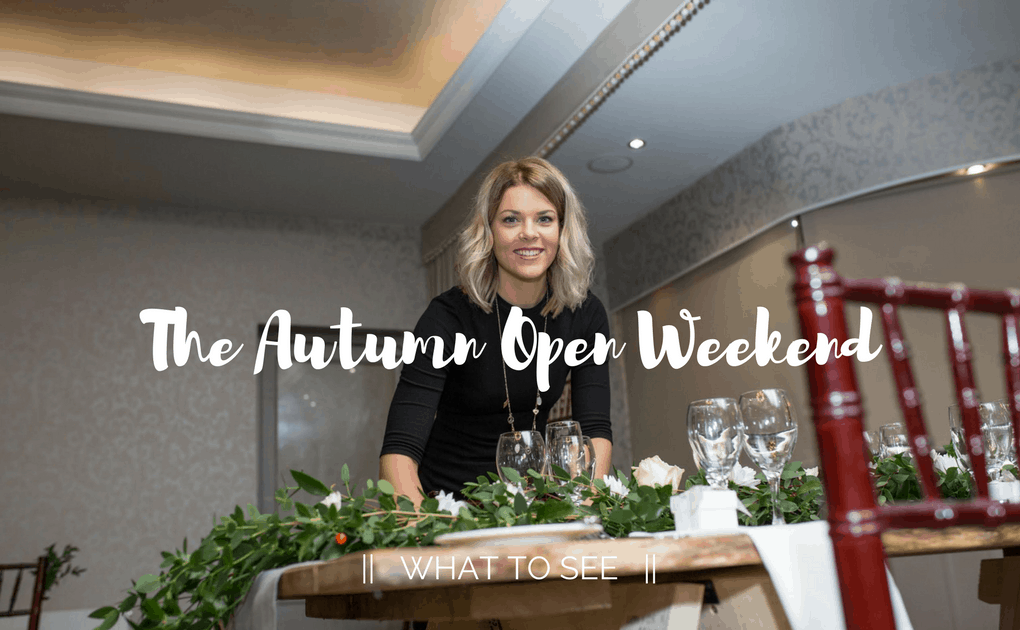The Autumn Open Weekend – Welcome To The Jungle