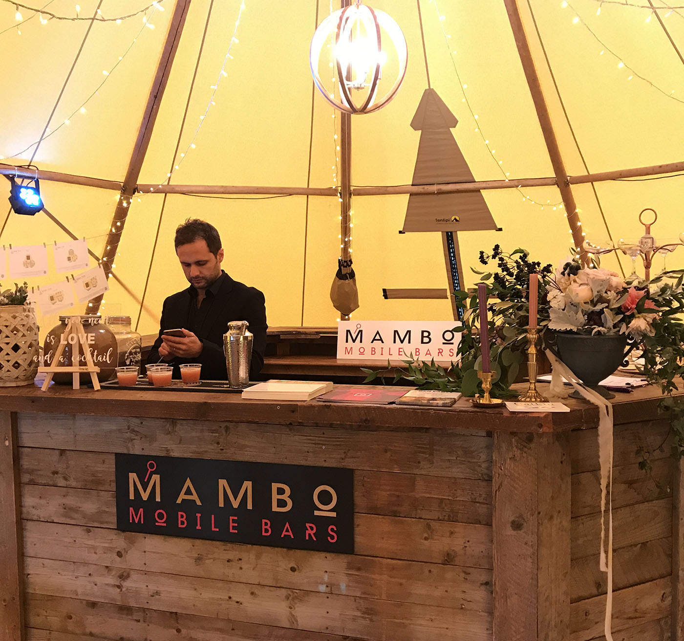 Mambo Mobile Bar