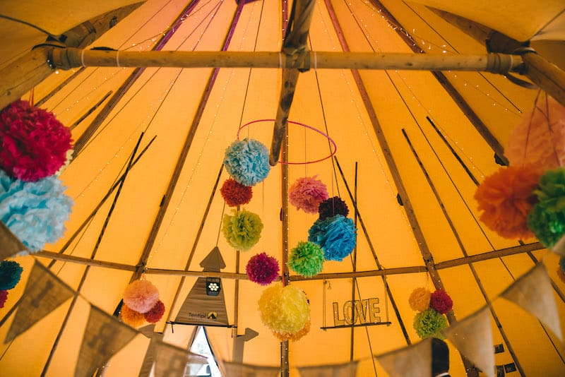 Sami Tipi | Cattow Farm Wedding | images by Matt Brown Photography11