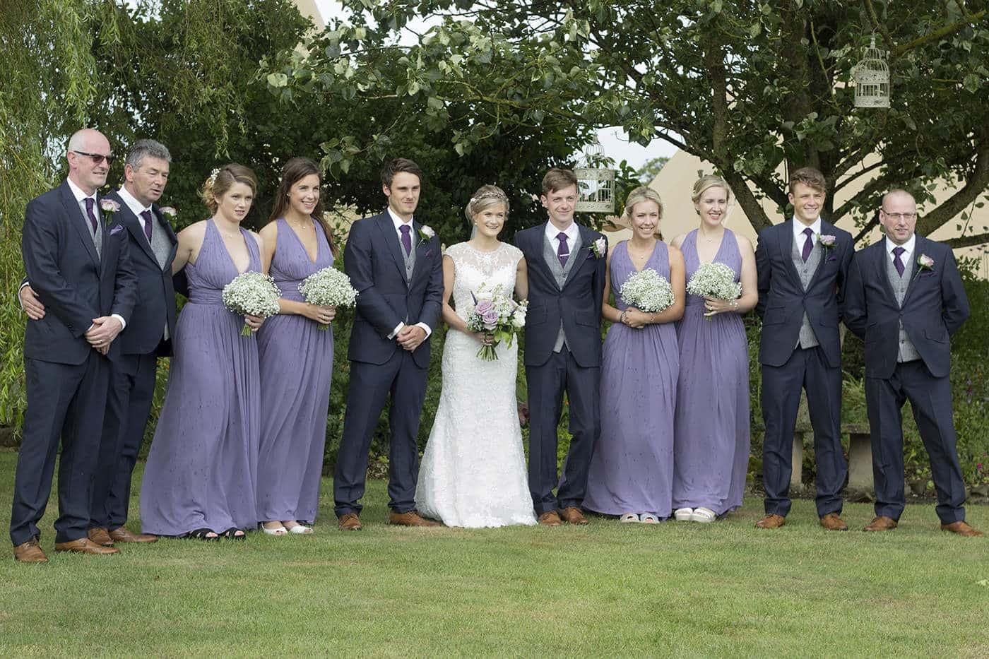 Tipis for garden weddings