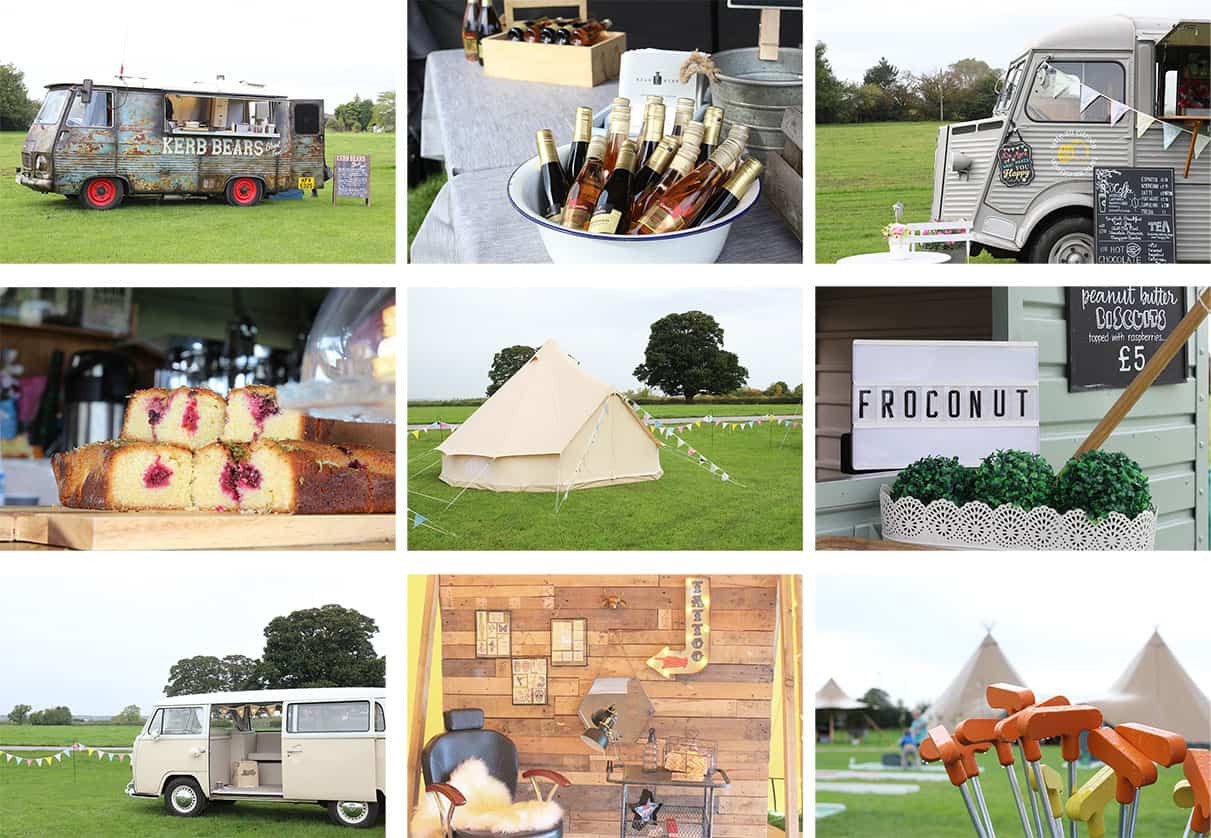 tipi wedding suppliers Leicestershire