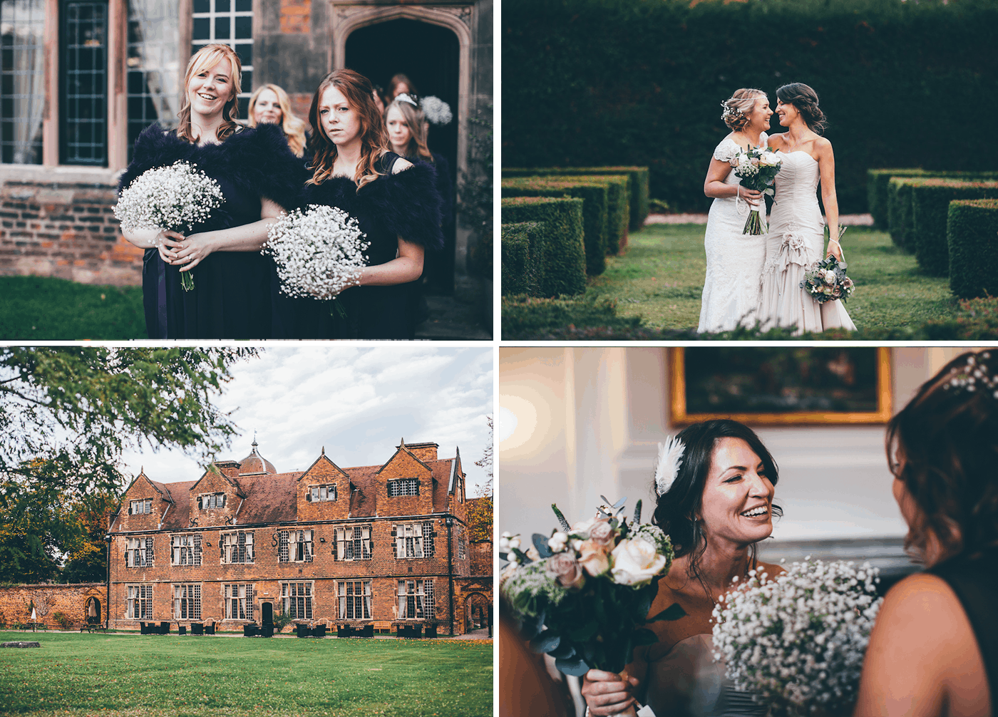 Castle Bromwich Hall Tipi Wedding | Christopher Terry Photography