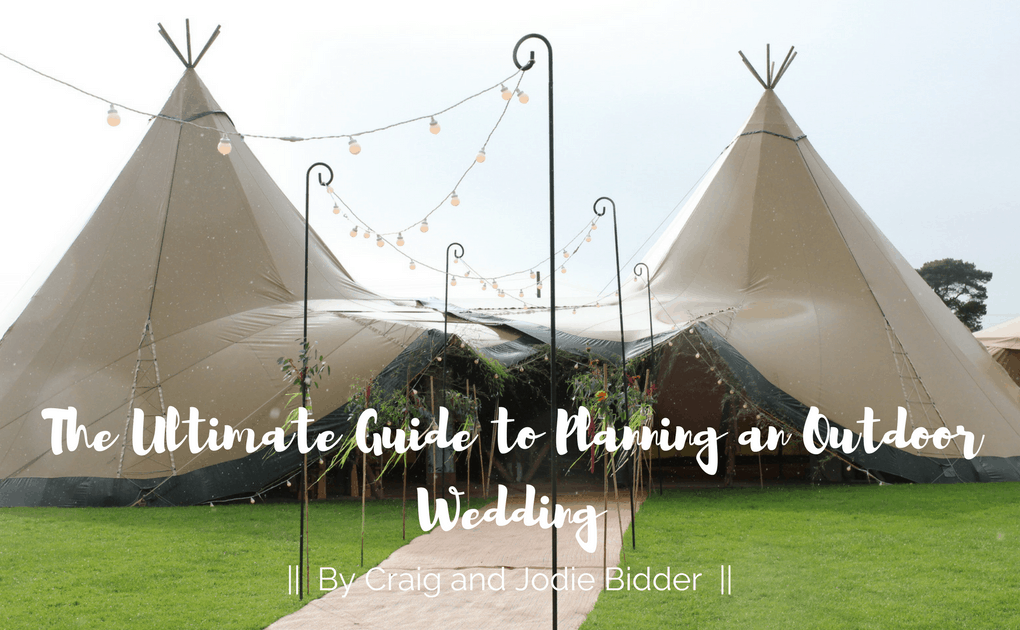 The Ultimate Guide to Planning an Outdoor Wedding