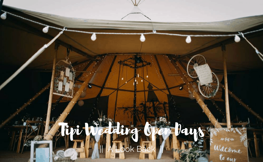 Secret Garden Tipi Wedding Open Day | Hannah Hall Photography