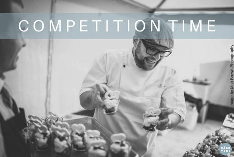 Win with Thomas The Caterer