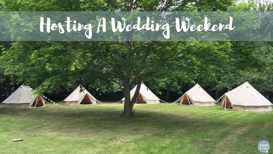 How to Plan Your Wedding Weekend