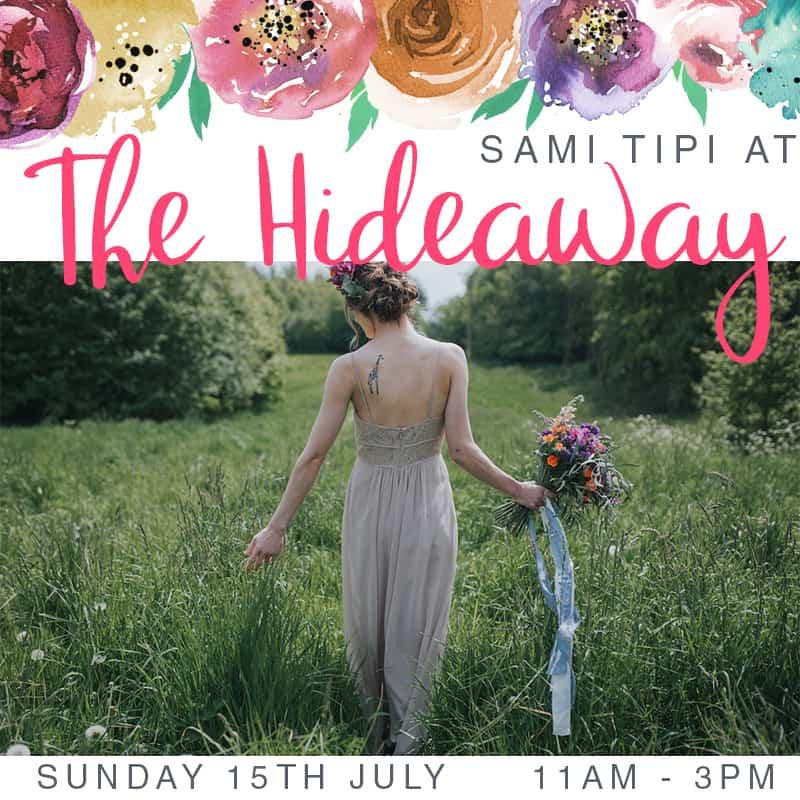 Sami Tipi Summer Showcase