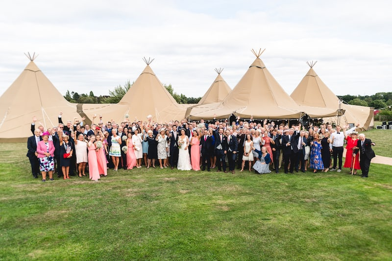 Sami Tipi 5 Giant Hat Tipi Wedding Images by SMD Photography403