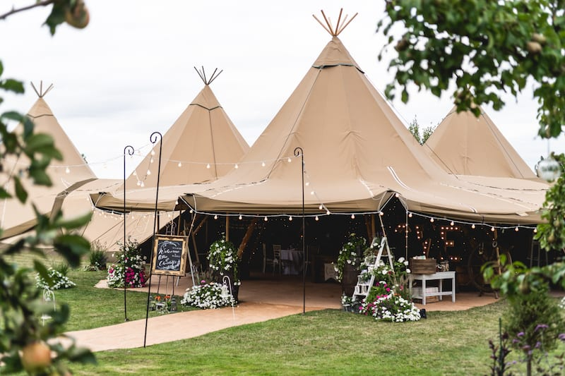 Sami Tipi 5 Giant Hat Tipi Wedding Images by SMD Photography482