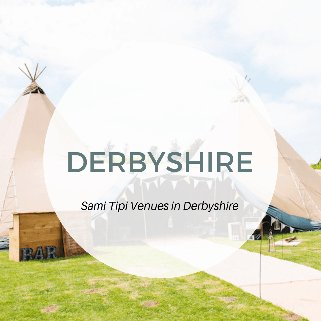 Sami Tipi Event venues in Derbyshire