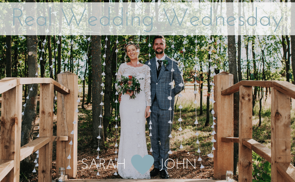 Relaxed Woodland Wedding