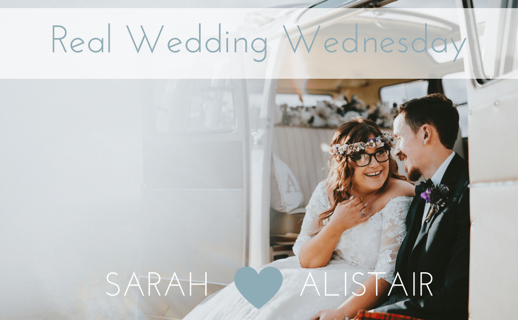 Sarah & Alistair's Autumn Wedfest