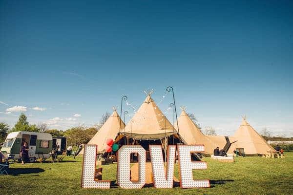 Sami Tipi Love by Matt Brown Photography