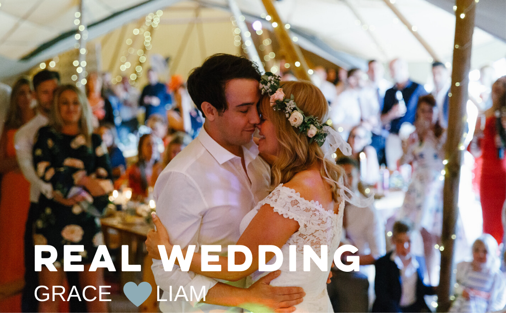 Grace and Liams Derbyshire Outdoor Wedding