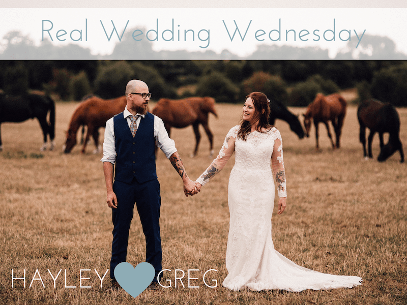 Hayley & Greg's Cuttle Brook Tipi Wedding