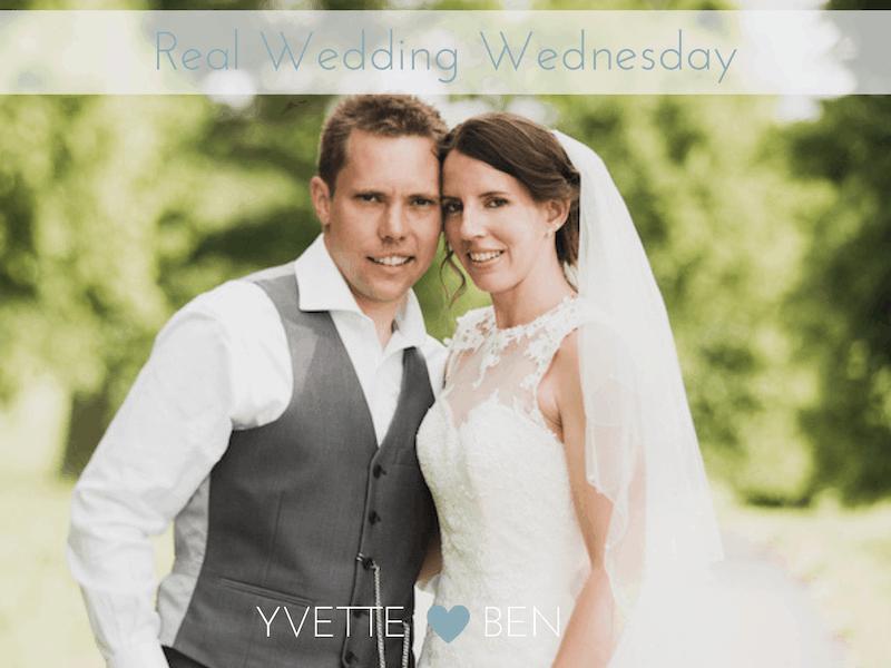 Yvette & Ben Real Wedding
