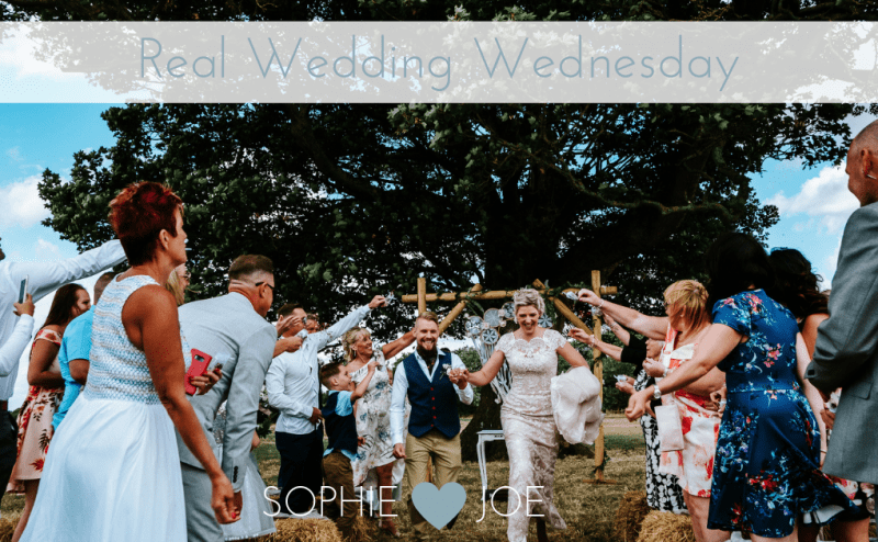 Sophie & Joe's Cattows Farm Tipi Wedding
