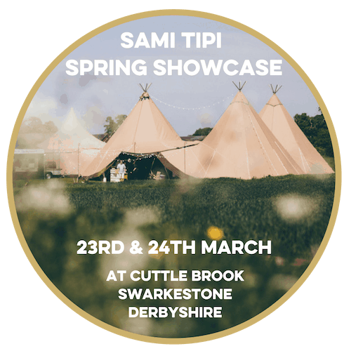 Book your dedicated time to see the tipis and talk to the team