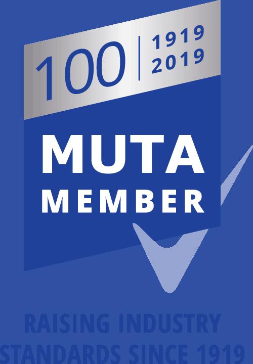 MUTA Member Logo