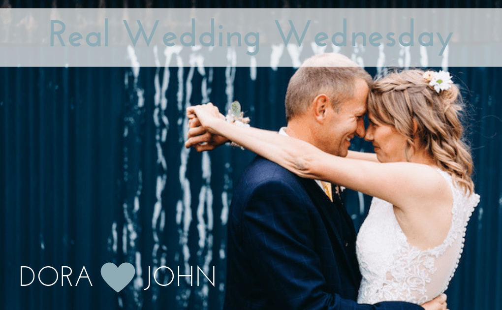 Dora & John's Bawdon Lodge Farm Tipi Wedding