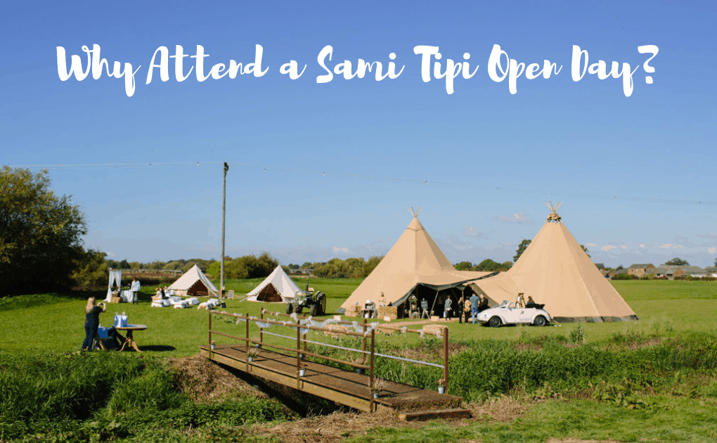 Why Attend a Sami Tipi Open Day?