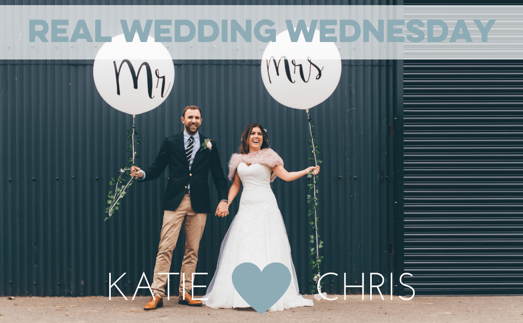 Katie & Chris's Autumn Tipi Wedding