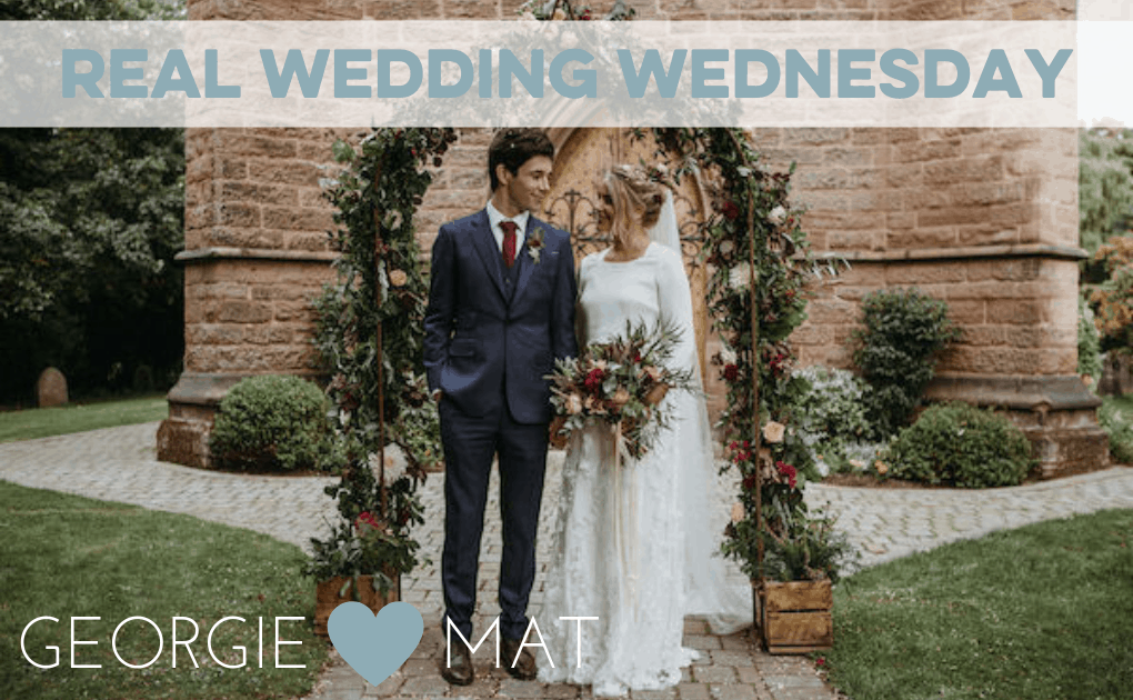 Georgie & Mat's Autumn Tipi Wedding