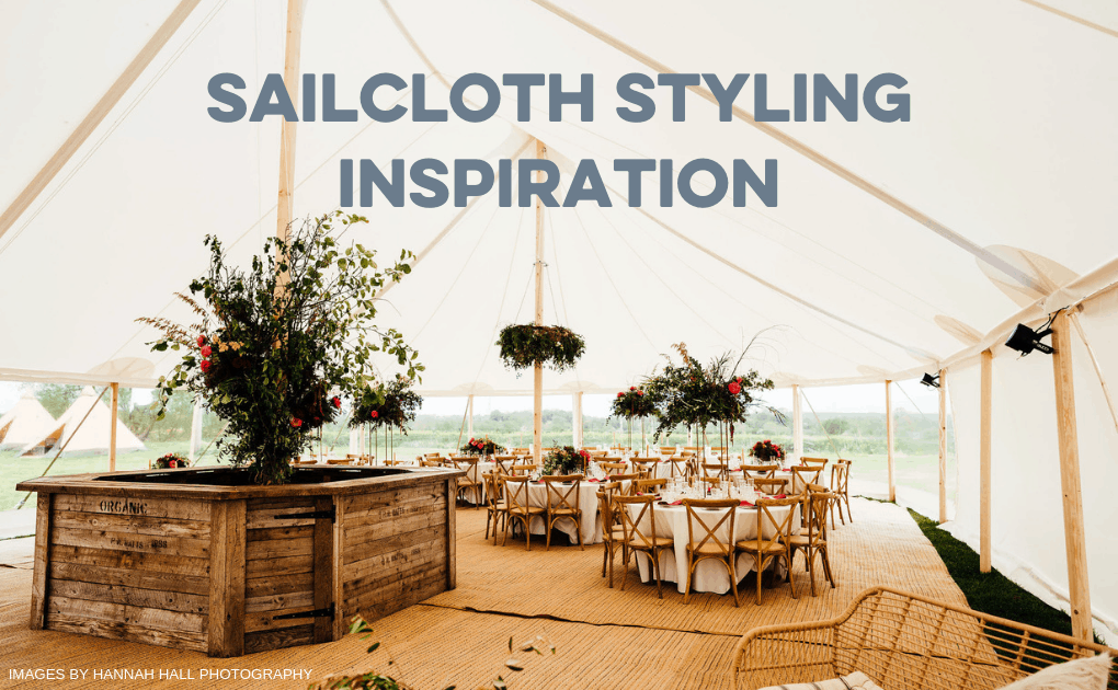Contemporary Sailcloth Styling Inspiration
