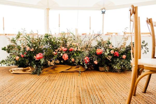 Floral Meadow Display