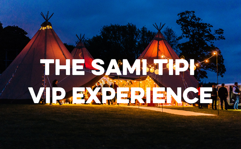 The VIP Experience With Sami Tipi