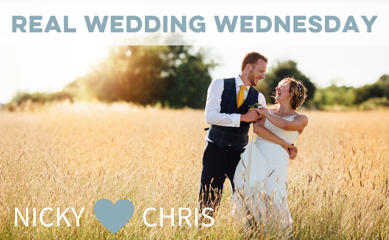 Nicky & Chris's Summer Cuttle Brook Wedding